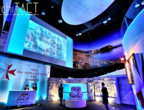 Expo Fair Shanghai – Malta Pavilion